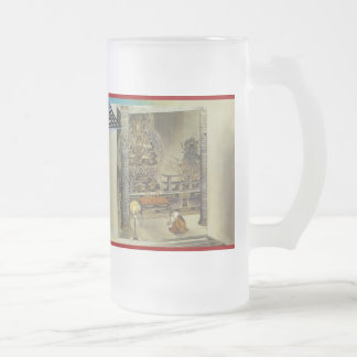 Pictorial Life of Nichiren Shonin pt.4 Frosted Glass Mug