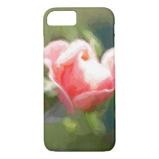 Pictorial rose Case-Mate iPhone case