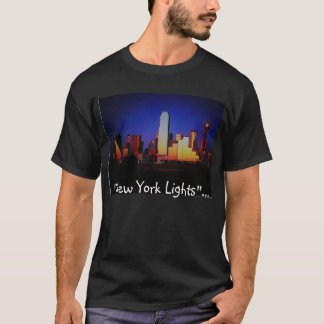 "Picture 001, ""New York Lights""... T-Shirt"