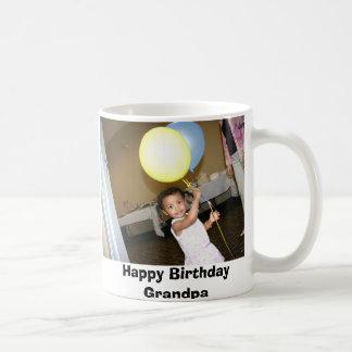 Picture 006, Happy Birthday Grandpa Coffee Mug