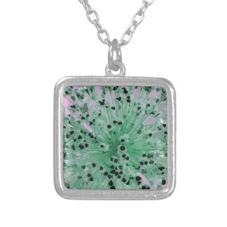 PICTURE 42 SILVER PLATED NECKLACE