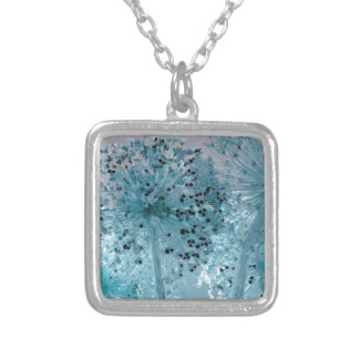 PICTURE 44 SILVER PLATED NECKLACE