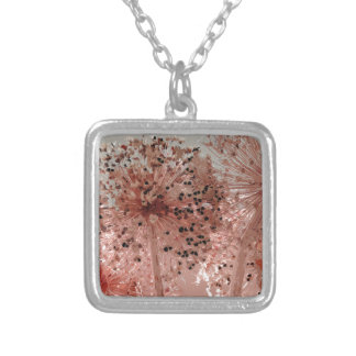 PICTURE 46 SILVER PLATED NECKLACE