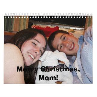 Picture 472, Merry Christmas, Mom! Calendar
