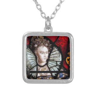 PICTURE 57 SILVER PLATED NECKLACE