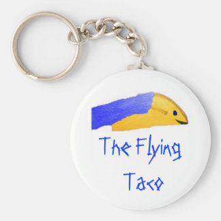 Picture 73, The Flying   Taco Keychain