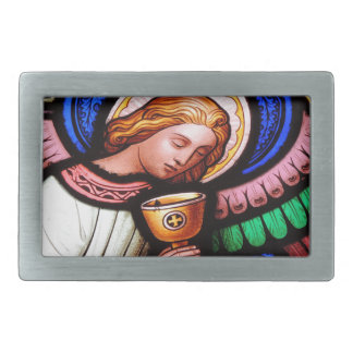 PICTURE 98 RECTANGULAR BELT BUCKLE