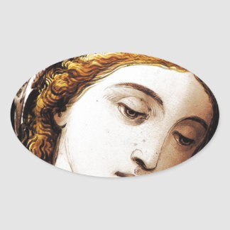 PICTURE 99 OVAL STICKER