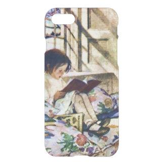 Picture Books in Winter Jessie Willcox Fine Art iPhone 7 Case