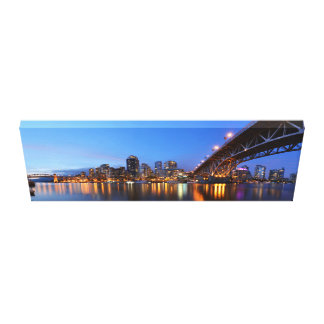 Picture Canadian Dream Canvas Print