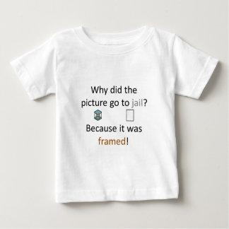 Picture Joke Baby T-Shirt