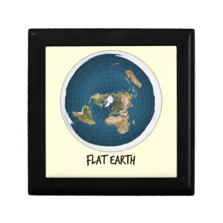 Picture Of Flat Earth Gift Box