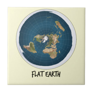 Picture Of Flat Earth Tile