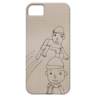 Picture of friend iPhone 5 case