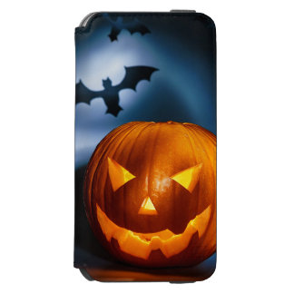 Picture Of Halloween Holiday Background, Carved Incipio Watson™ iPhone 6 Wallet Case