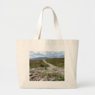 Picture Of Path In Lake District Taken From The Gr Tote Bag
