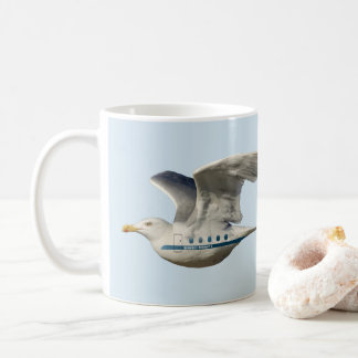 Picture of very rare Seagull Airways Coffee Mug