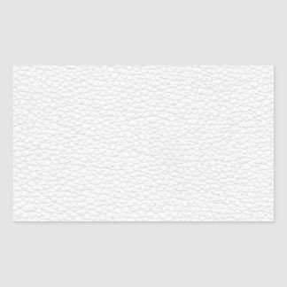 Picture of White Leather. Sticker