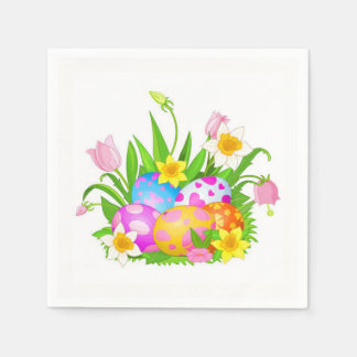 Picture Perfect Easter Paper Napkins