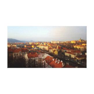 Picture Perfect Prague Canvas Print