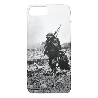 Picture posed in France, near front_War image iPhone 7 Case