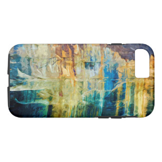 Pictured Rocks National Lakeshore Abstract iPhone 8/7 Case