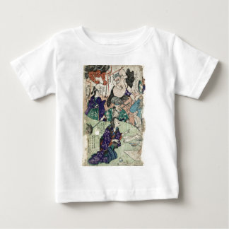 Pictures of Otsu bursting forth - Anon - 1854 Baby T-Shirt