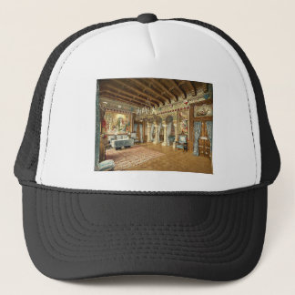 Pictures of  the Lohengrin story, drawing room, Ne Trucker Hat