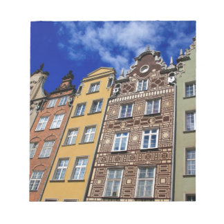 Picturesque Gdansk, Poland Notepad