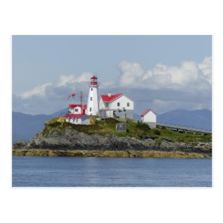 Picturesque Green Island Lighthouse Postcard