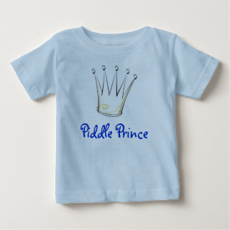 Piddle Prince Crown 3, Piddle Prince Baby T-Shirt