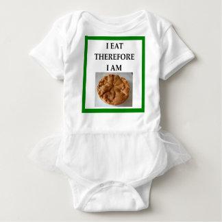 pie baby bodysuit