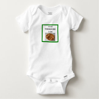 pie baby onesie