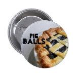 Pie Balls Buttons