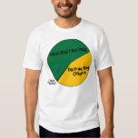 Pie Chart T Shirts