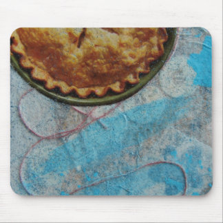 Pie Collage Mouse Pad