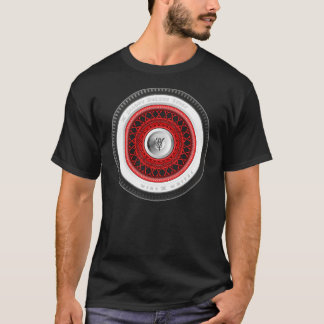 Pie Crust Spoked Wire Wheel T-Shirt