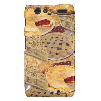 Pie Droid RAZR Covers