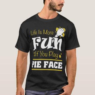 pie face T-Shirt