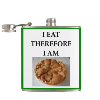 pie flasks