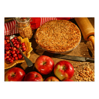 Pie Kitchen Card - SRF Large Business Card