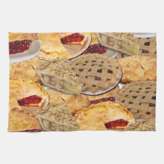 Pie Kitchen Towel