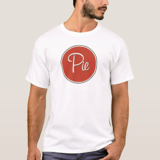 Pie Logo Red No Black NO background, Yo Se! T-Shirt