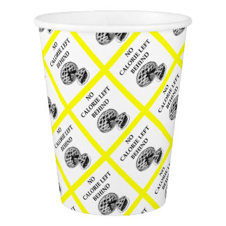 pie paper cup