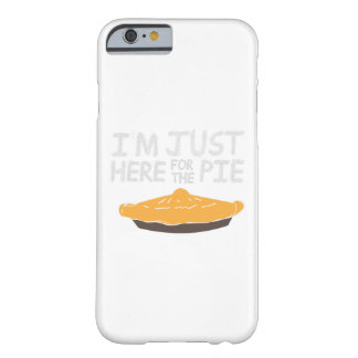Pie Pumpkin Thanksgiving Cool Shirts Barely There iPhone 6 Case