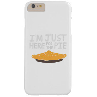 Pie Pumpkin Thanksgiving Cool Shirts Barely There iPhone 6 Plus Case