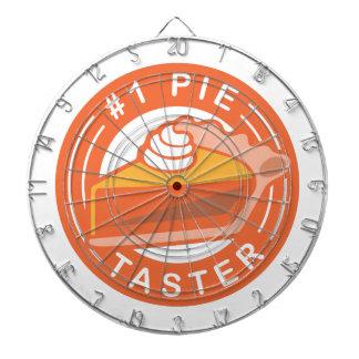 Pie Taster Dart Board
