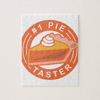 Pie Taster Puzzles