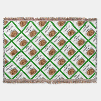 pie throw blanket