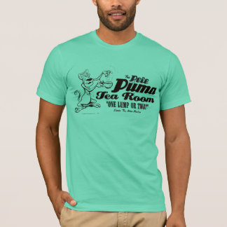 Pièce 2 de thé de puma de Peter T-shirt